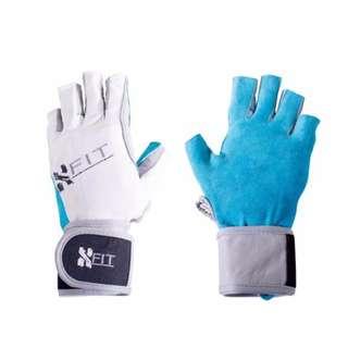 X-Fit Glove Wraps Open Finger - Women