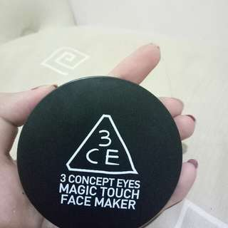 3CE (3 concept eyes) magoc touch face maker