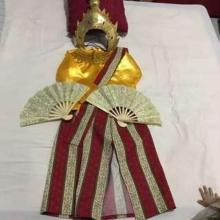 PRELOVED Singkil/Linggo ng Wika Costume