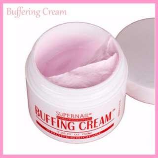 Buffing Cream (nail care, rapid shine, manicure, nail art)