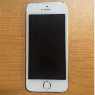 iPhone 5s 64GB (silver)