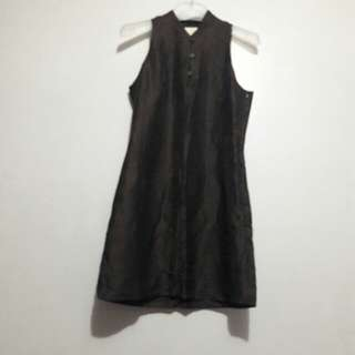 She One piece Chinese Collar Dress