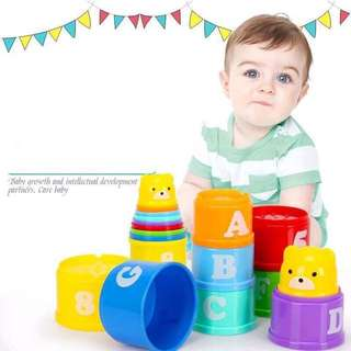 Creation Stacking Joy Cups Toy