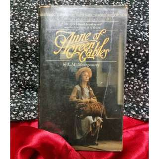Anne of Green Gables - LM Montgomery
