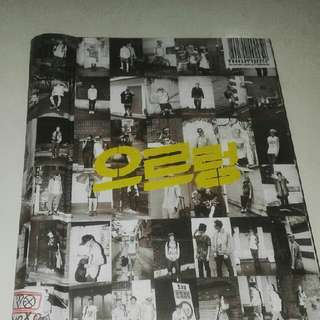 Pre-loved Exo Album