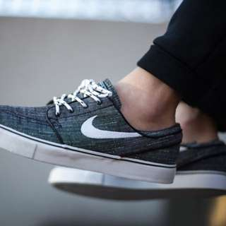 Nike SB Stefan Janoski Anthracite Grey
