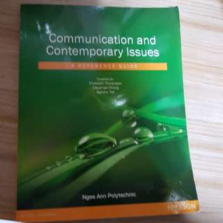 communication and contemporary issues by NP