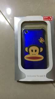 Paul frank metallic blue iphone 3 phonecase
