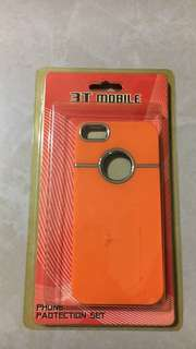 iphone 4/4s orange phonecase