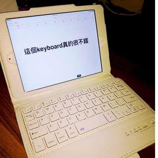 IPad Mini Cover + Bluetooth Keyboard