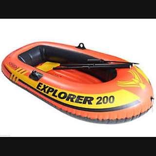 Explorer Boat Float