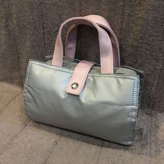 Agnes b makeup kit / toiletries bag