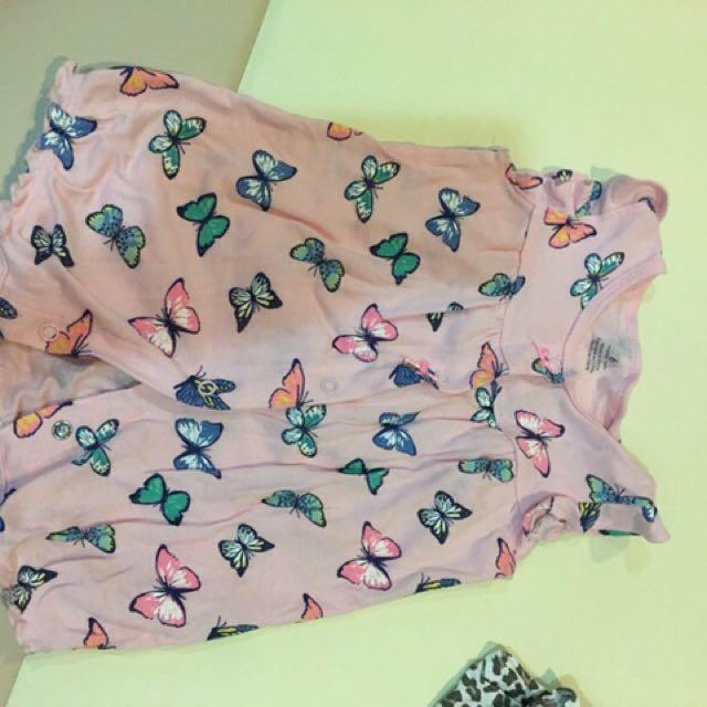 #卡特寶寶衣6M (全部7件合售$200)