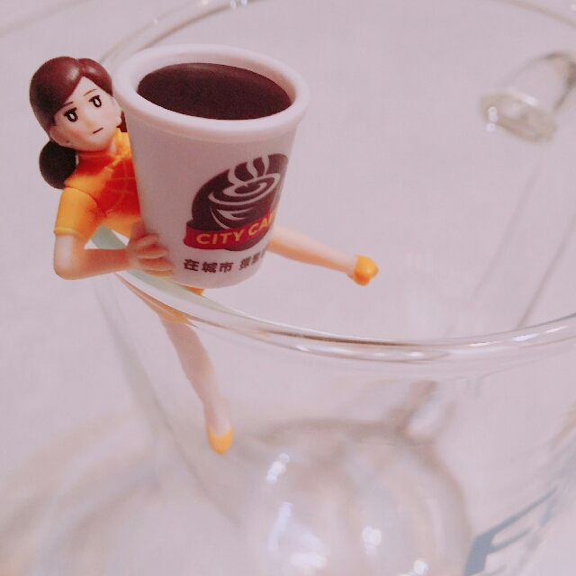 7-11city cafe杯緣子※經典款