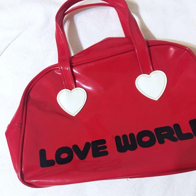 ,,愛心手提包,,