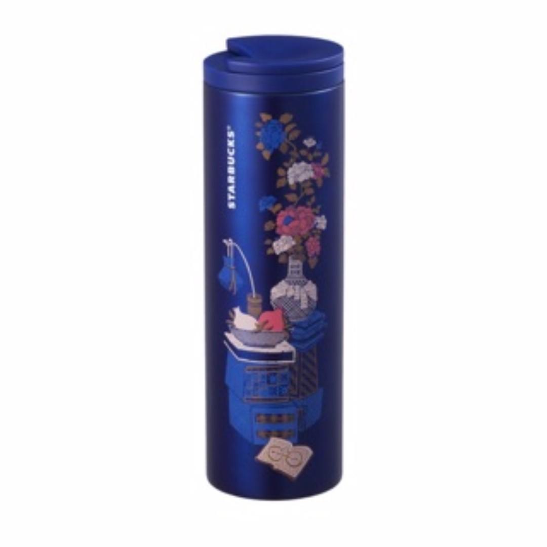 (現貨) 2017韓國星巴克光復節限定_不鏽鋼保溫瓶