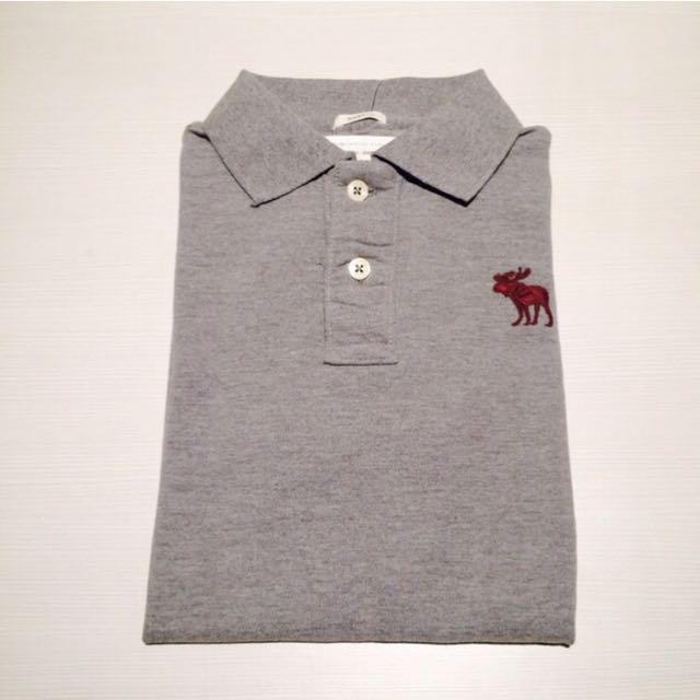 A&F Abercrombie & Fitch Polo衫 短袖
