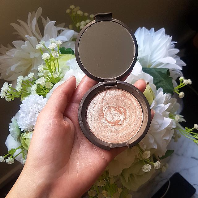 Authentic Becca Highlighter OPAL Pressed Powder