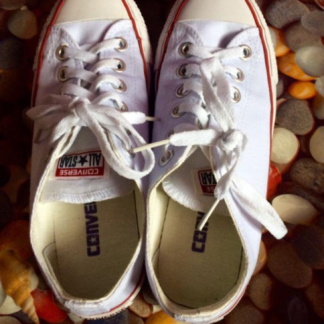Authentic converse shoes 6