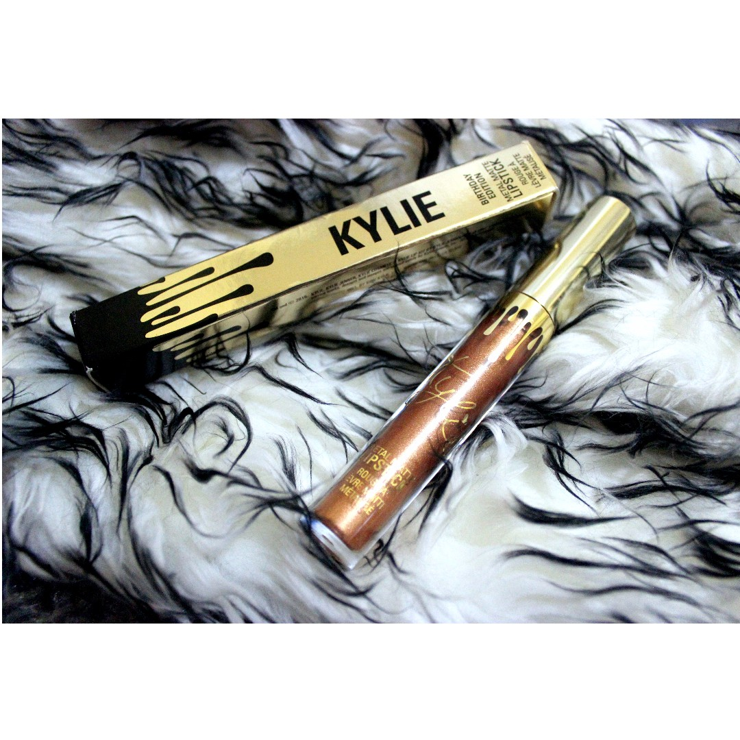 authentic kylie liquid matte LORD