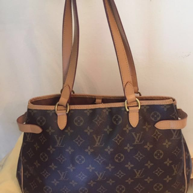 Authentic LV Batignolles Monogram