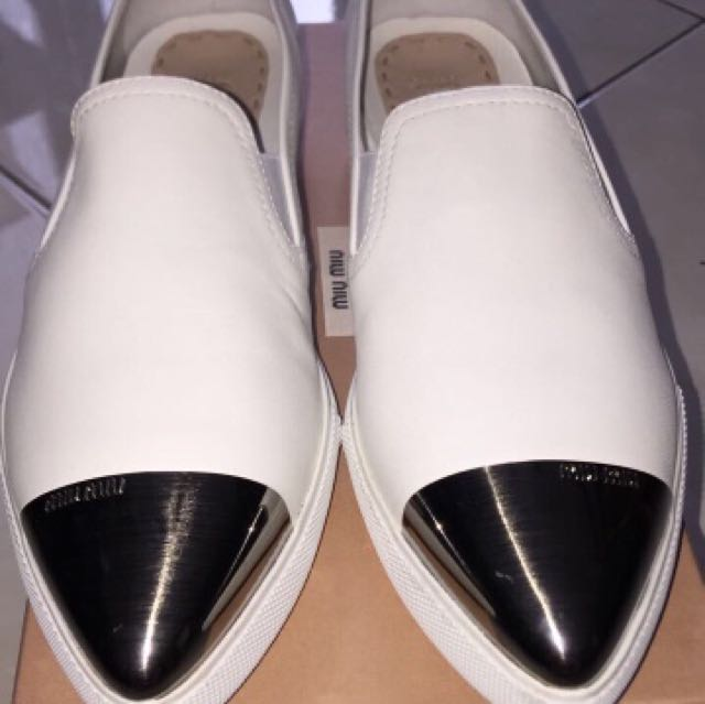Authentic new miu miu shoes