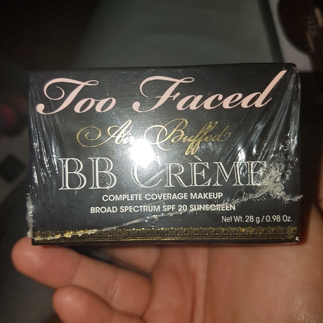 Authentic Too Faced Air Buffed BB Creme