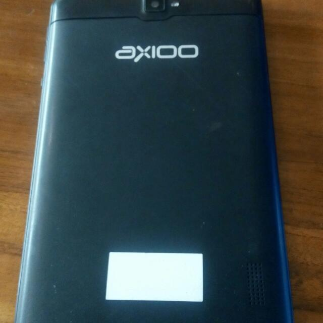 Axioo Picopad 7H 3G(H+) For Serious Buyer