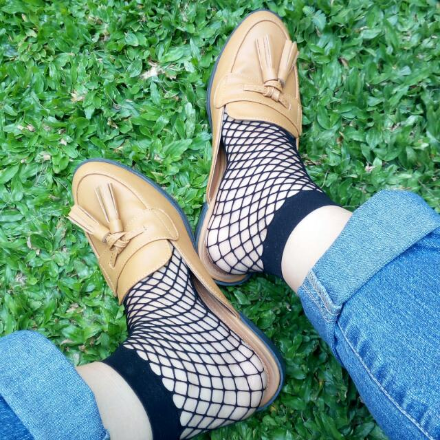 Bata Backless Mule Loafers - 38