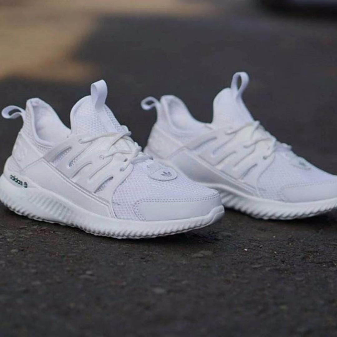 BEST SELLER 😍😍 !  Adidas Turbular Full White Edition 😍😍 !