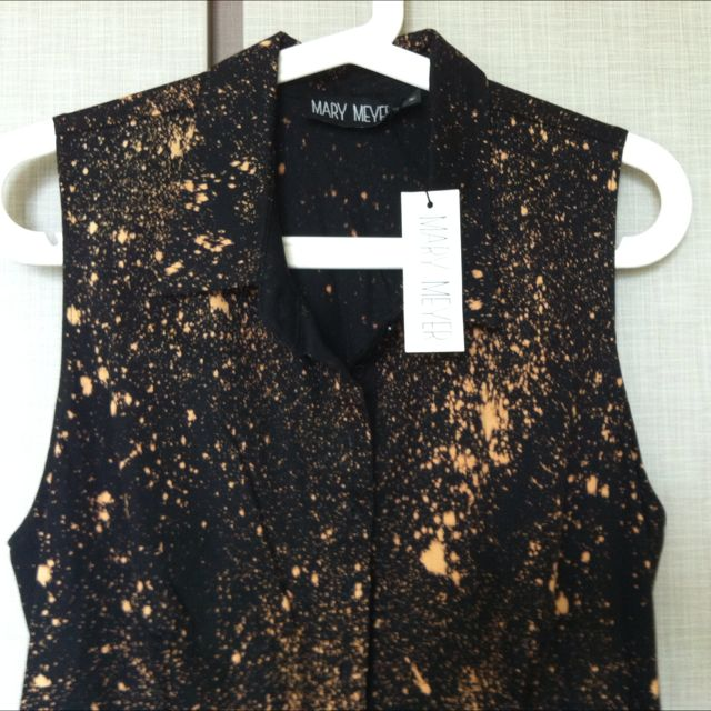 BNWT Galaxy Cotton Dress
