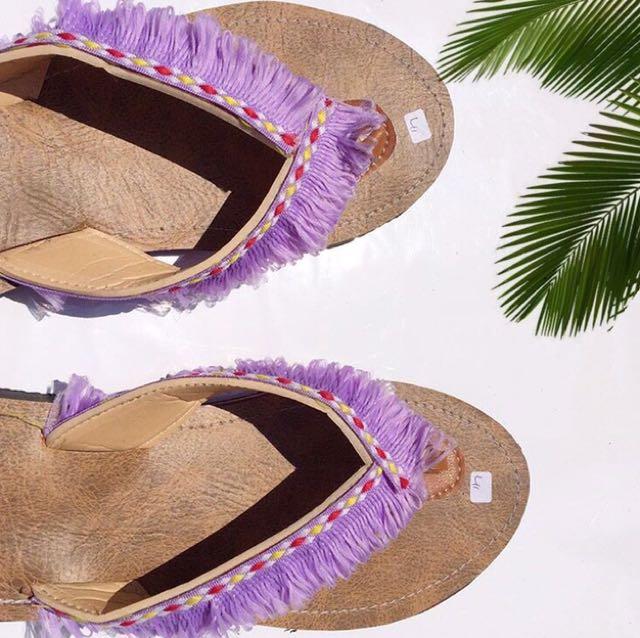 Boho Basic Sandal 6A