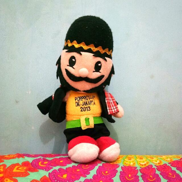 Boneka Si Pitung 2c7951a970