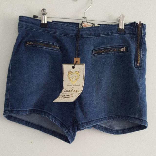 Boohoo Denim shorts *new*