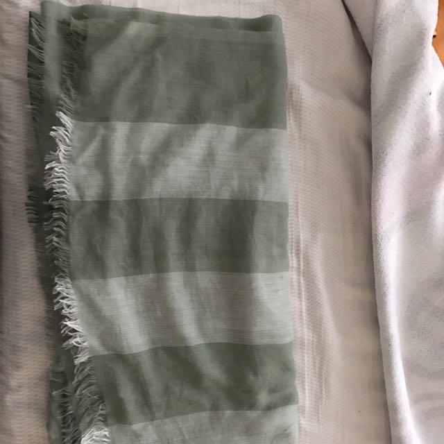 Burberry 圍巾