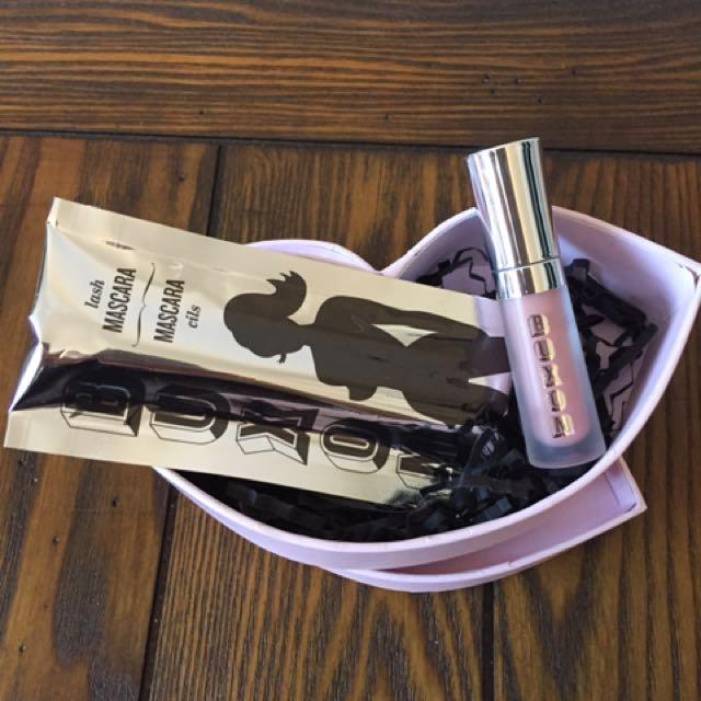 Buxom mascara and Lip gloss bundle