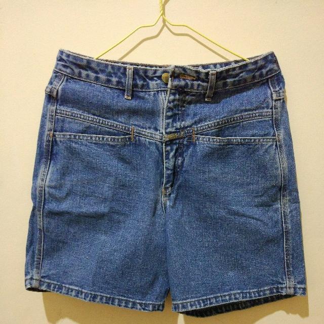 Celana pendek Jeans (Hot pants)