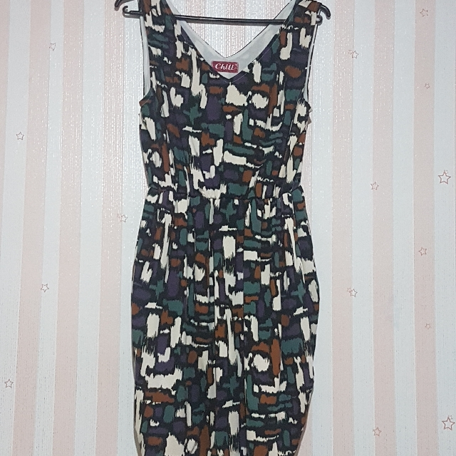 Chill Dress fits small to med frame