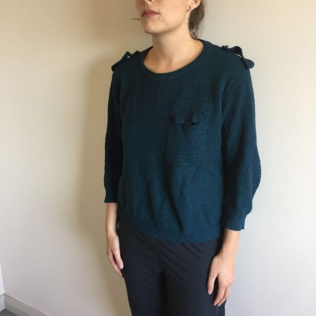 Chloe Jumper Wool