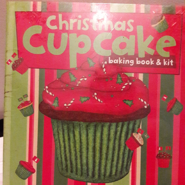 Christmas Baking Book & Kit