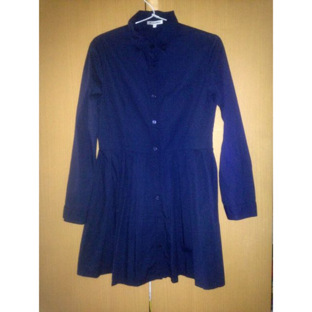 Colorbox Navy Dress