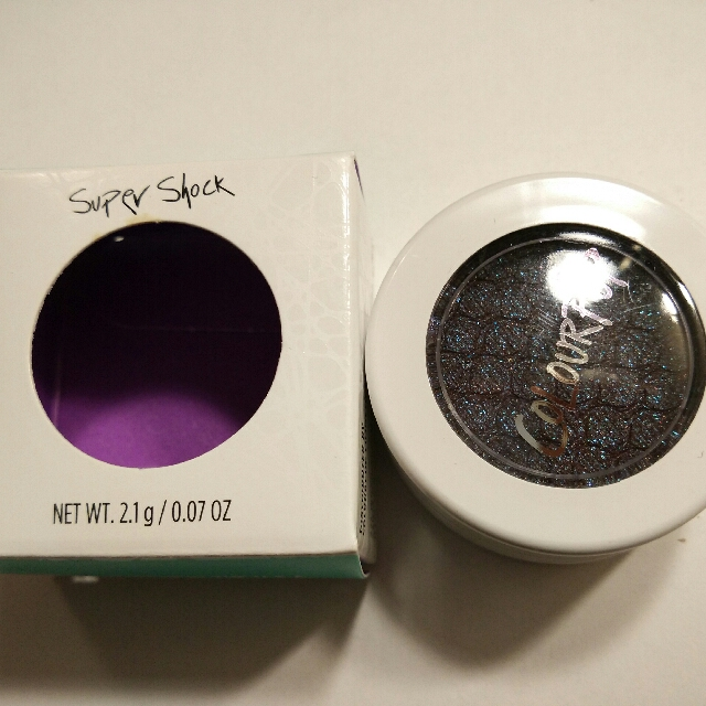100% new ColourPop Super Shock Shadow [BAE]