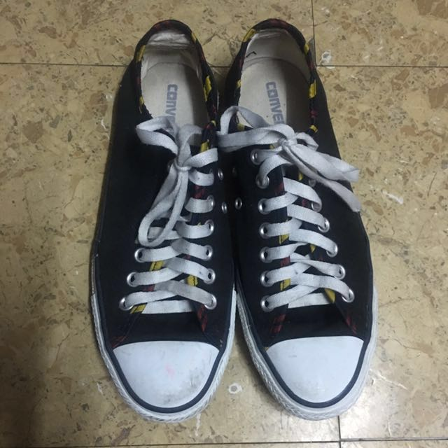 Converse All Star (Chuck Taylor)  Size 8.5, Condition: 8.5/10