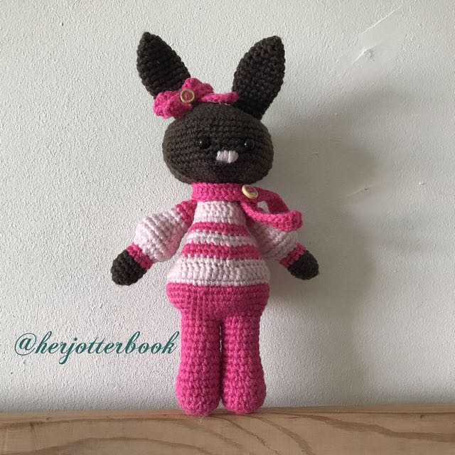Crochet Striped Heart Amigurumi Free Pattern - Crochet For You | 640x640