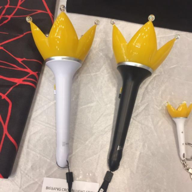 Crown Light Stick BIGBANG (Official Merch)