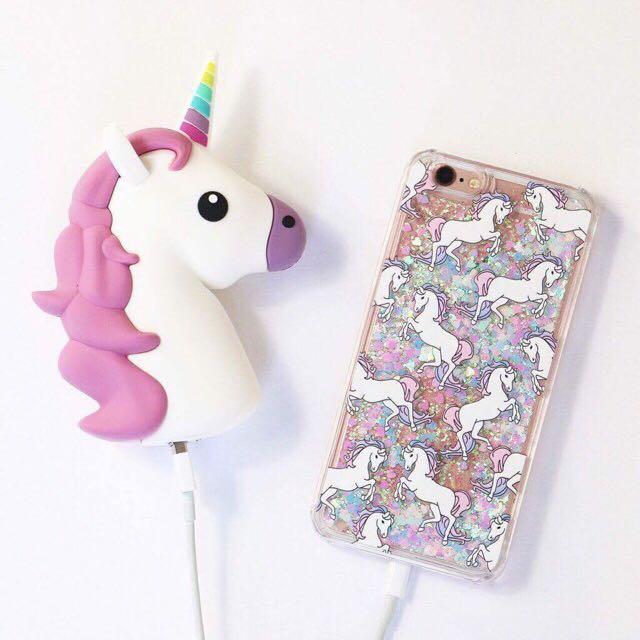 Cute Unicorn Powerbank