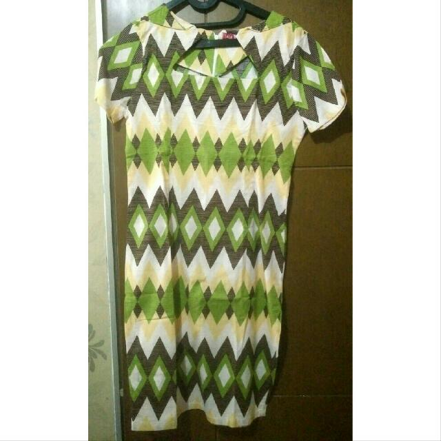 Dress Motif Rangrang