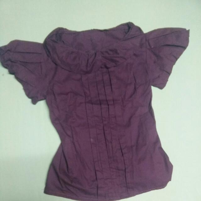 REPRICED Dressy Top