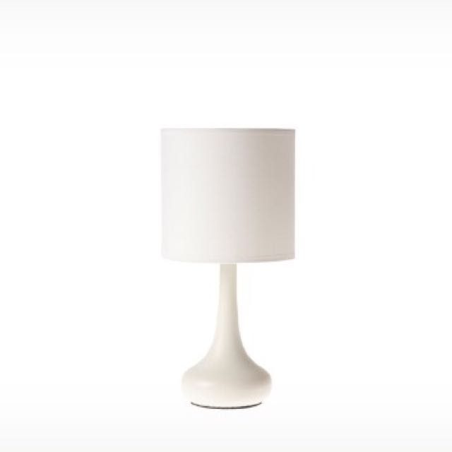 EQ3 Lunar Table Lamps (x2)