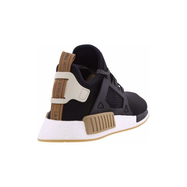 competitive price c53de 77735 EUROPE EXCLUSIVE] Adidas NMD XR1 Black Brown White, Men's ...